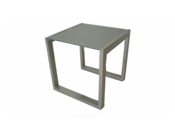 Mesa Lateral Classic com vidro