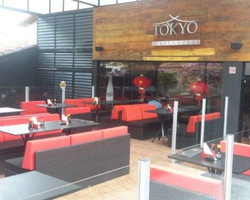 Restaurante tokio sushi lounge