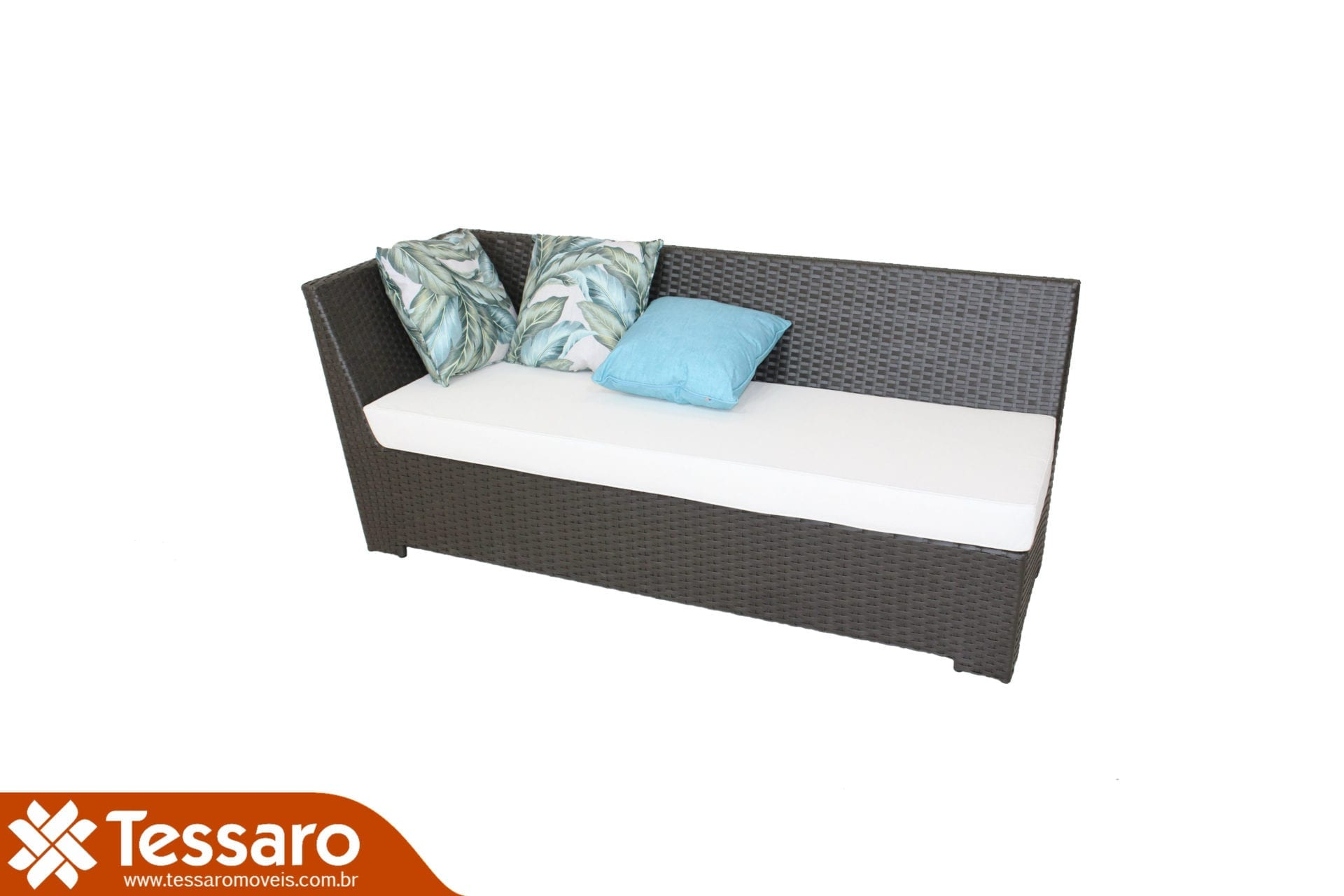 on sale 6fb35 8f225 CHAISE SOFA DE FIBRA SINTÉTICA MARTINO