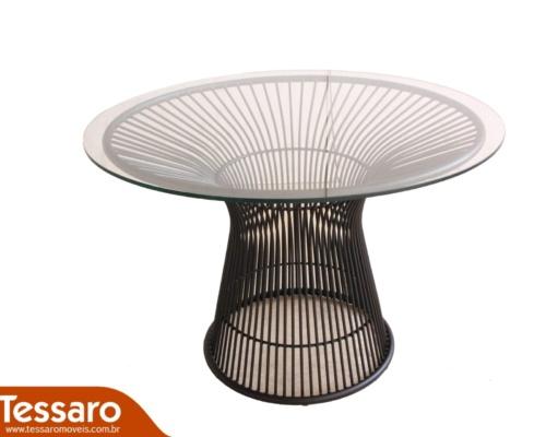 Mesa em aluminio brisa line