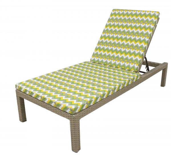 Chaise em fibra sintética Harmonie