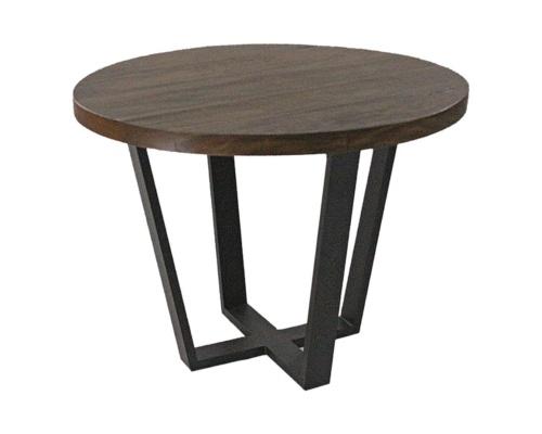 Mesa em madeira e alumínio Verona