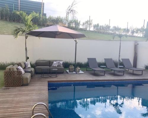 Lounge piscina Casa Cliente