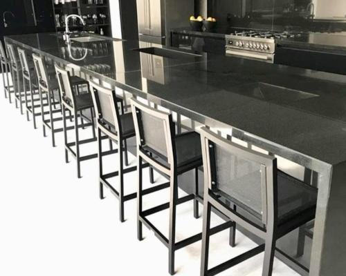 Espaço gourmet casa cliente