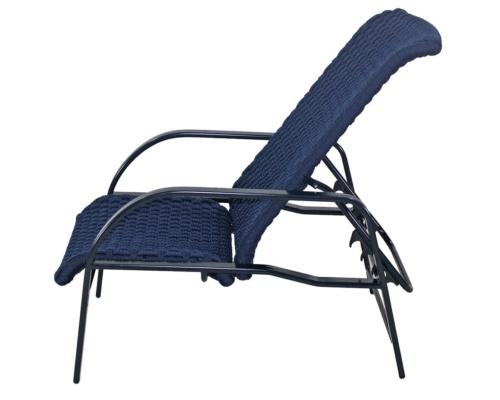 Mini chaise em corda náutica Malibu