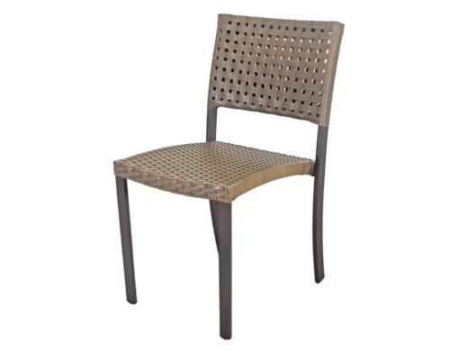 Cadeira em fibra sintética Cecilia