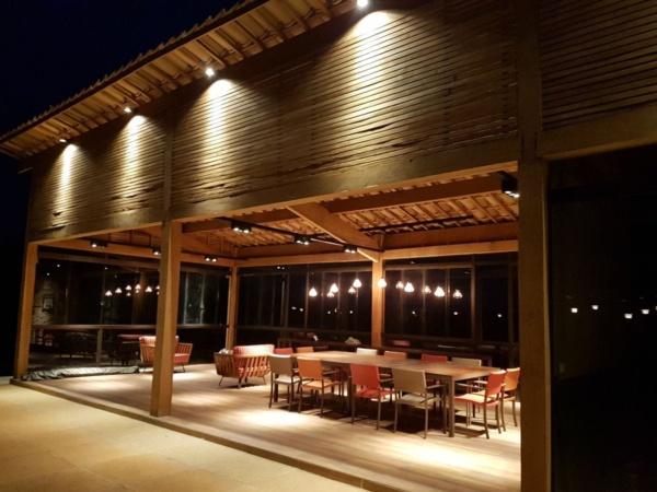 Área gourmet - Casa Cliente