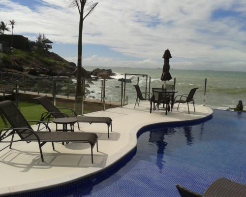 Ambiente piscina - Casa Cliente