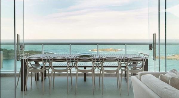 Ambiente varanda gourmet - Casa Cliente