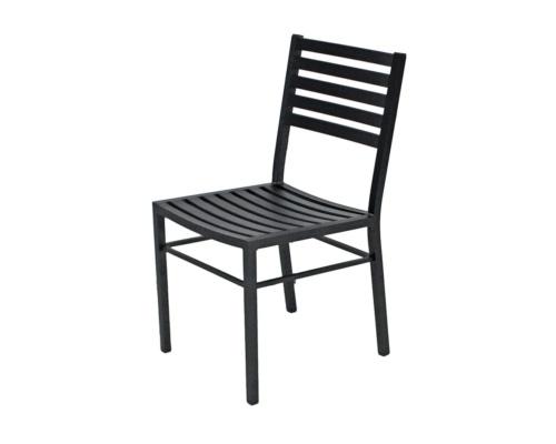 Cadeira em alumínio dublin
