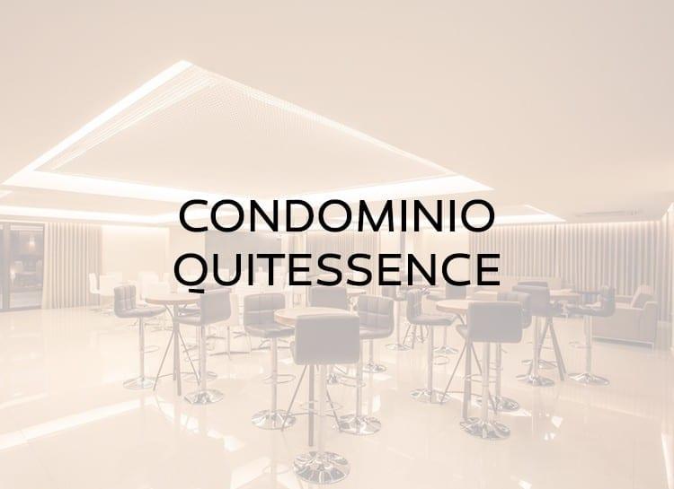 CONDOMINIO QUITESSENCE 1