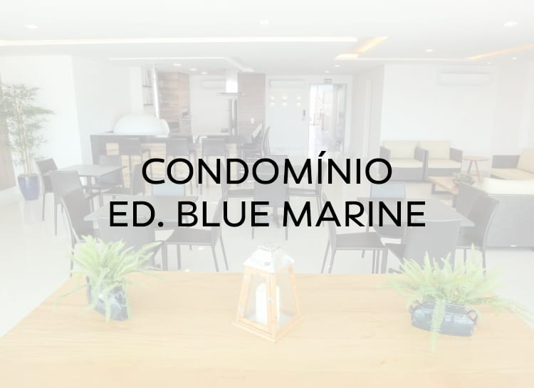 CONDOMINIO ED BLUE MARINE 1