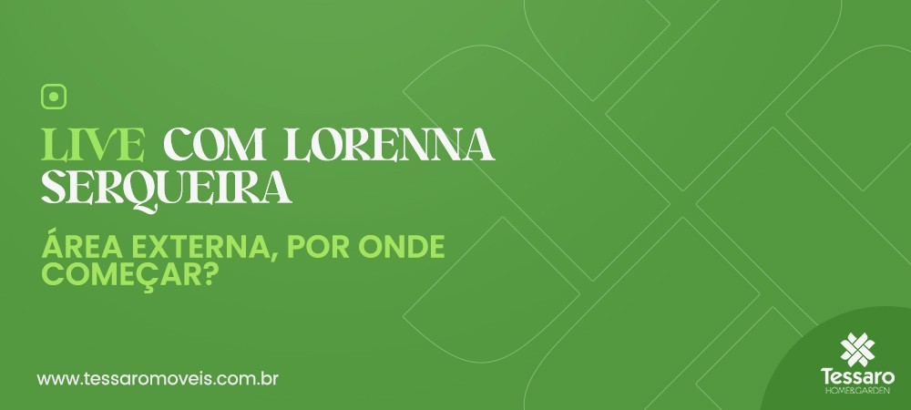 Live com Lorenna Serqueira